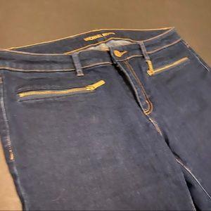 Michael Kors Jeans - Michael Kors skinny dark blue jean. NWOT.